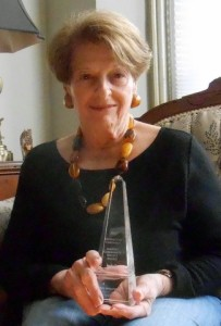 Iris Molotsky, Mayor's Award